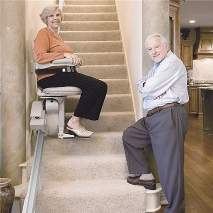 Bruno Elite Indoor Straight Stairlift